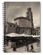 Split Old Town Spiral Notebook