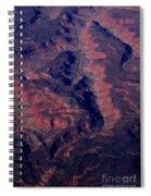 Western United States Spiral Notebook