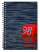 98 Spiral Notebook