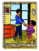 A Ballerina In The Making Spiral Notebook
