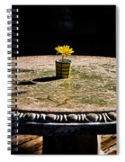 A Bright Spot Spiral Notebook