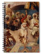 A Captive Audience Spiral Notebook