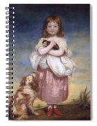 A Child Spiral Notebook