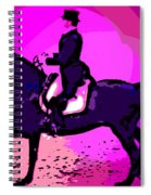 A Circus Atmosphere Spiral Notebook