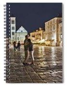 A Croatian Night Spiral Notebook