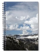 A Curved View Spiral Notebook