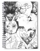 A Diamond In The Rough Spiral Notebook