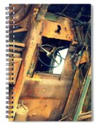 A Different Point Of View Spiral Notebook