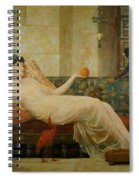A Dream Of Paradise Spiral Notebook