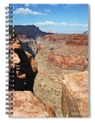A Face In The Rock Spiral Notebook