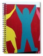 A Fence Spiral Notebook
