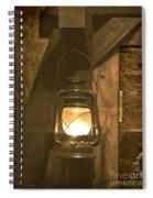 A Guiding Light Spiral Notebook