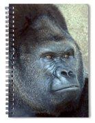 A Handsome Gent Spiral Notebook