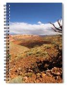 A Hard Life Spiral Notebook