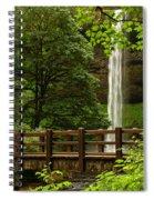 A Hidden Gem Spiral Notebook