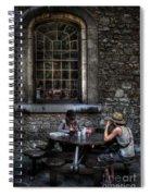 A Little More Conversation Spiral Notebook