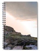 A Long Climb Spiral Notebook