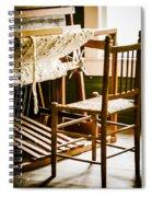 A Loom For Grandma Spiral Notebook