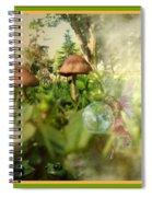 A Magical Place Spiral Notebook