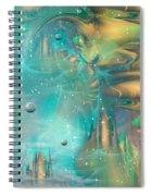 A Mellow Second... Spiral Notebook