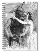 A Midsummer Nights Dream Spiral Notebook