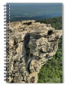 A Mountain Perspective Spiral Notebook
