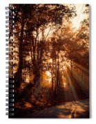A New Dawn Spiral Notebook