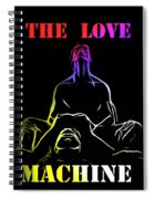 A New Lover In Town Spiral Notebook