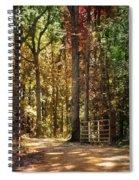 A New Season Spiral Notebook