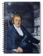 A. P. De Candolle, Swiss Botanist Spiral Notebook