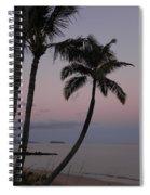 A Peaceful Start Spiral Notebook