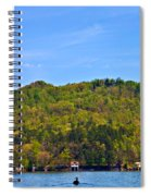 A Quiet Day Spiral Notebook
