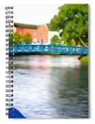 A River Runs Through It Spiral Notebook