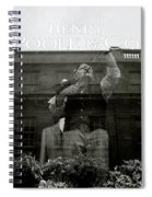 Savile Row London Spiral Notebook