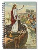 A Sermon  Spiral Notebook