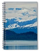 A Slice Of Alaska Spiral Notebook