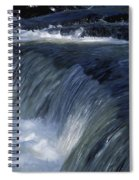 A Small Waterfall Spiral Notebook