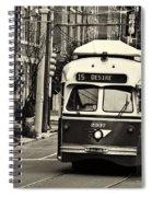 A Streetcar Named Desire Spiral Notebook
