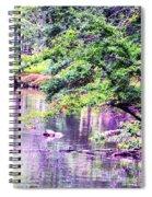 A Summer's Afternoon Spiral Notebook