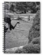 A Toast To The Shrub Spiral Notebook