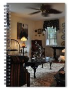 A Touch Of Class Tcp Spiral Notebook