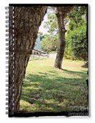 A Tranquil Moment Spiral Notebook