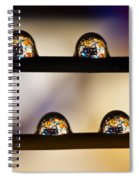 A Treasure Of Dice And Gems Spiral Notebook