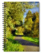 A Walk Amongst Nature Spiral Notebook