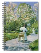 A Walk In The Park Spiral Notebook