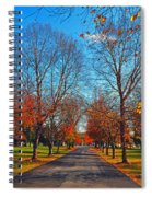 A Walk To Remember  Spiral Notebook