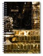 A Warm Welcome Spiral Notebook