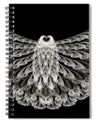 A Wise Old Owl Spiral Notebook