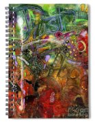 A World-full Of Hope Makes Room For Trust Spiral Notebook