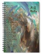 A-z Mate Spiral Notebook